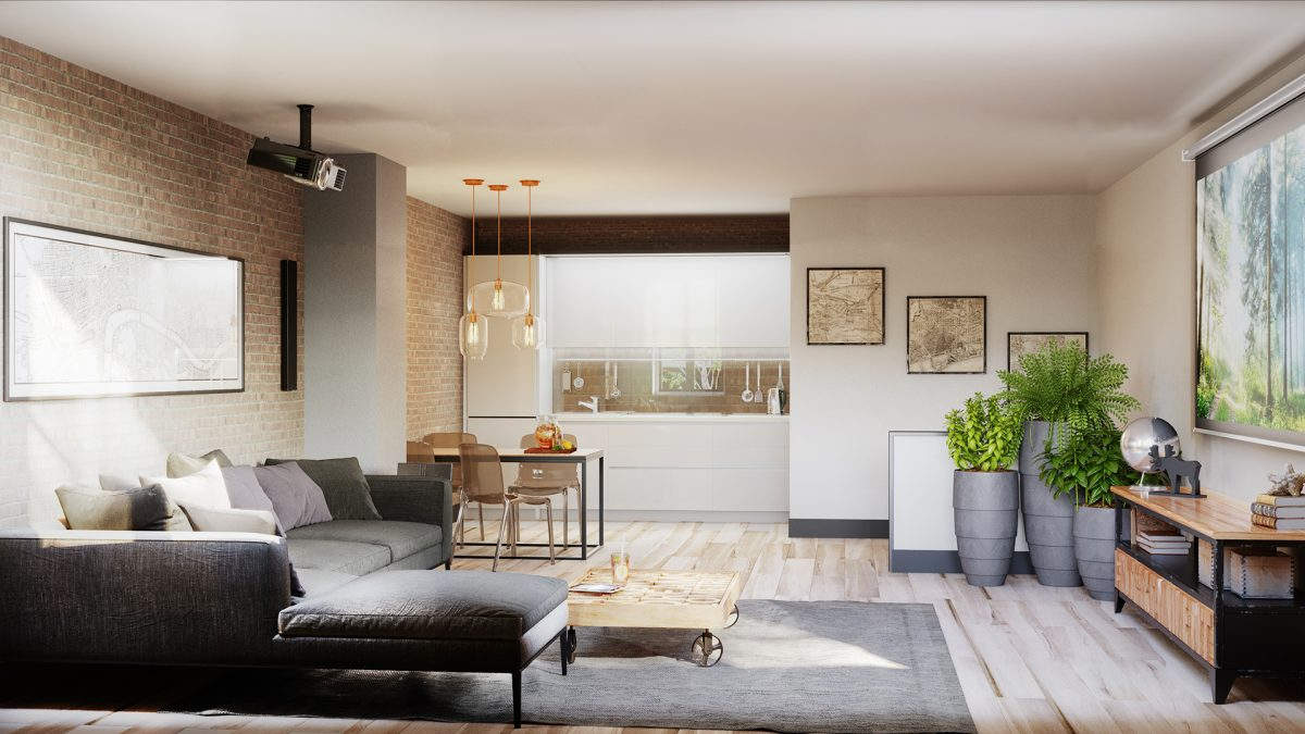 MCK architectuur De van Speykstraat 149 te rotterdam appartement 4