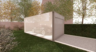 Garage MCK architectuur
