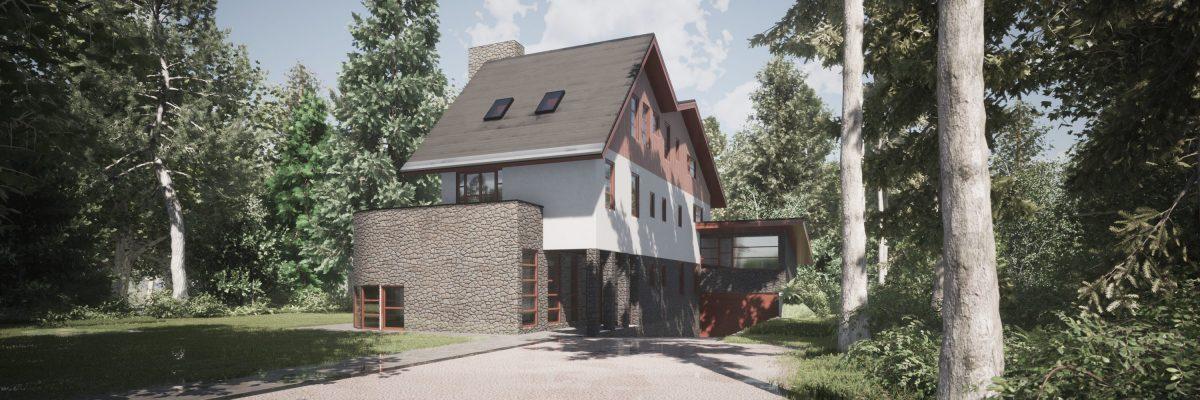 MCK architectuur gevel vernieuwing renovatie